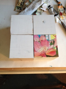 There are 29 of these blocks left in my studio...
